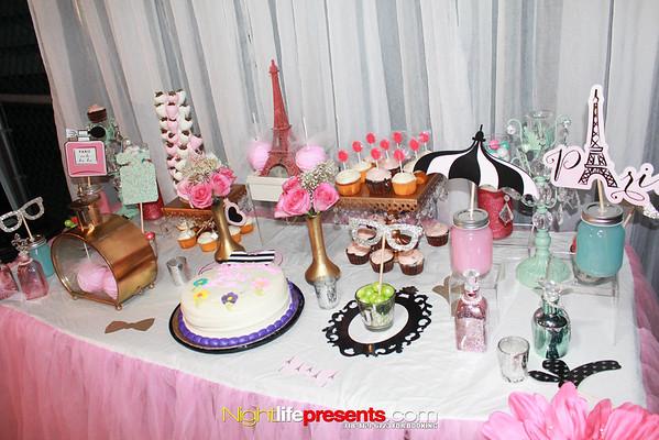 Jandie's Birthday BBQ Party