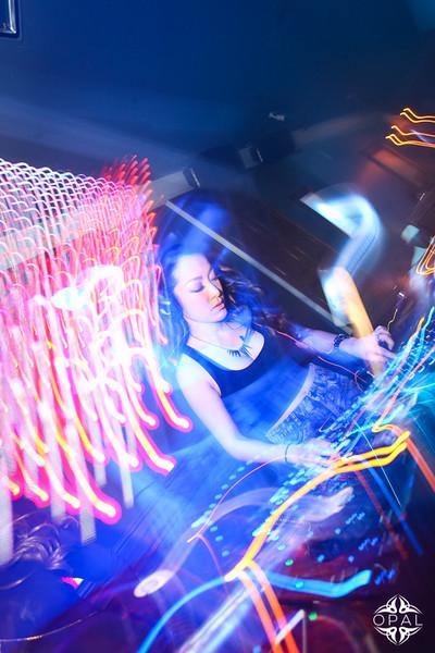 1/23 [DJ FelNLove & Nile Live@Opal]