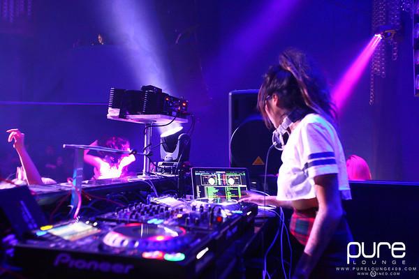 1/11 [Alie Layus Live@Pure Lounge]