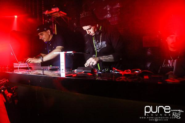 2/16 [CakedUP feat Oscar Wylde x VegasBanger @Pure Lounge]