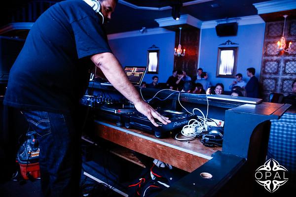 1/22 [DJ ADAM COVA &  AARON THE ERA@Opal]