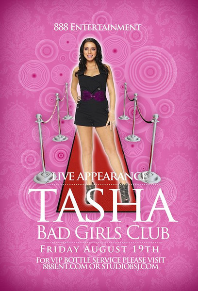 8/19 [Bad girls club event@studio 8]