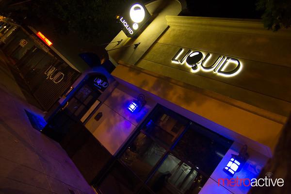 LiQUiD GOLD Opening Night