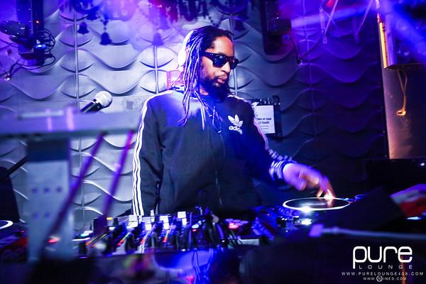 4/3 [Lil Jon Live@Pure Lounge]