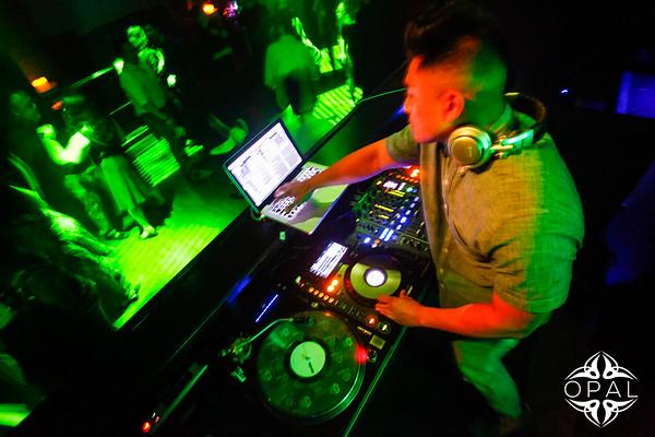 5-8 [DJ Technicolor Live@Opal]