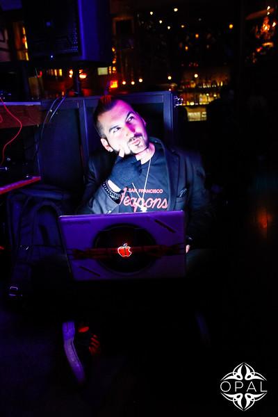 5/9 [DJ Weapon Live@Opal]