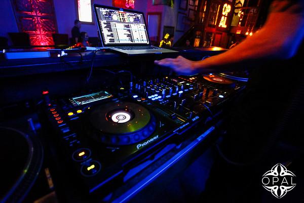 6/5 [DJ Sequence & Teddy Rockspin@Opal]