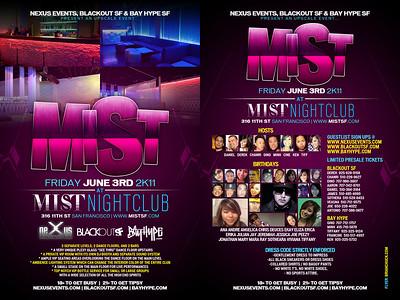 Mist @ Mist - 6.3.11