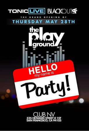 Name Tag Party @ NV - 5.28.09