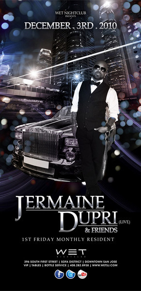 12/03 [Jermaine Dupri & Friends@WET]