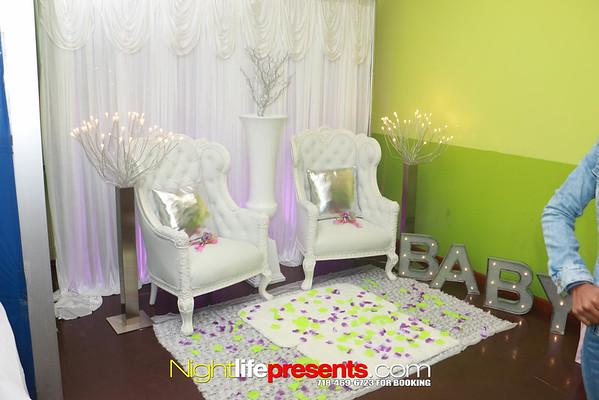 Oneil & Marla's Baby Shower