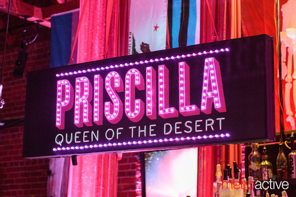 Priscilla Queen of the Desert- After party