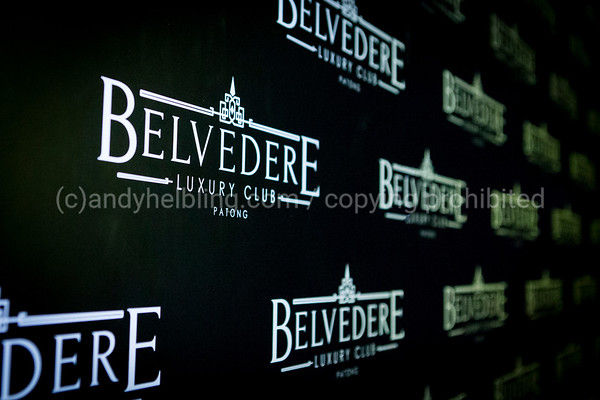 Belvedere Club Patong opening 6.2.2016