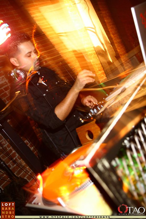 10/17 Friday @ Loft Bar & Bistro