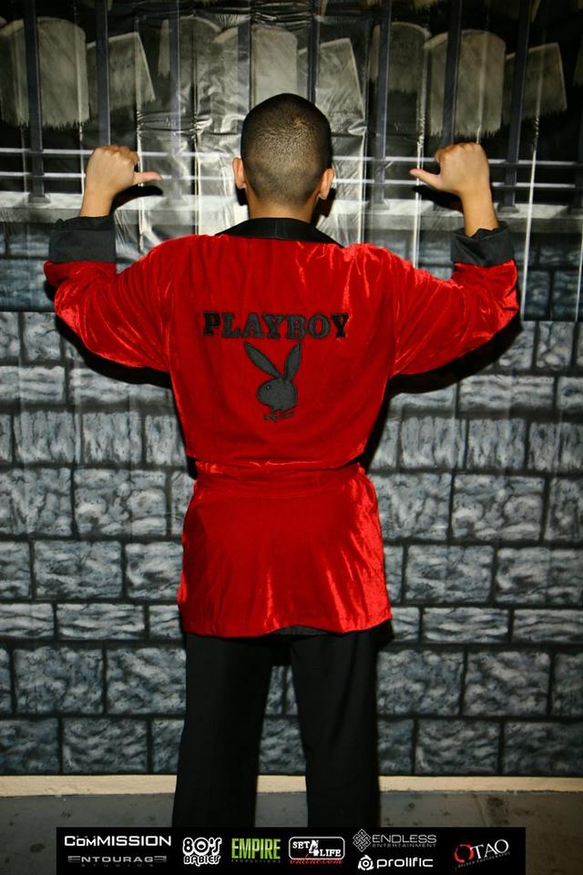 10/24 Monster Mash Pre-halloween party@ Avalon pt II