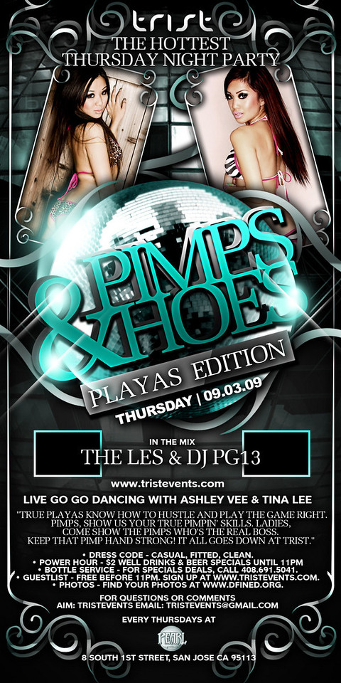 9/3 [Pimps and Hoes@pearl]