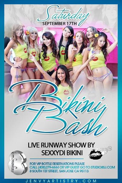 9/17 [Bikini Bash@Studio 8]