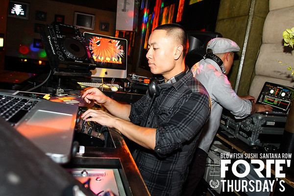 10/03 [Forte Thursday @BlowFish]