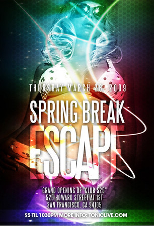 Spring Break Escape @ NV - 3.26.09