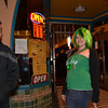Outside of O'Flaherty's Irish Pub