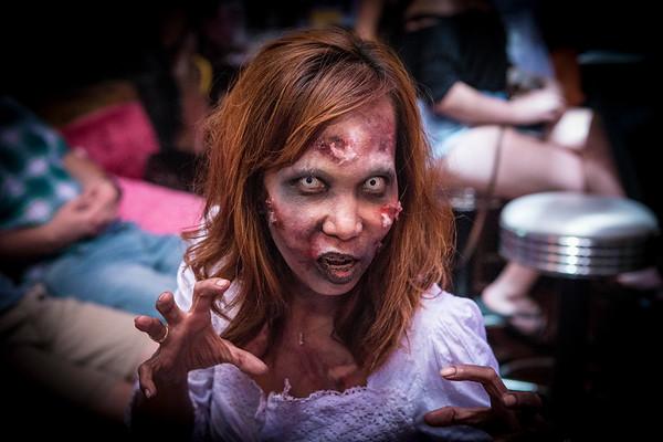 Halloween in Bangla 31.10.2014