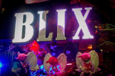 New Year Party 14/15 at BLIX Bar