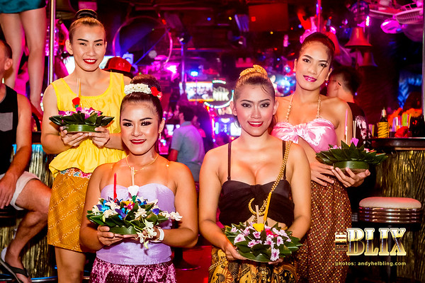 The Blix Loy Krathong 22.11.2018