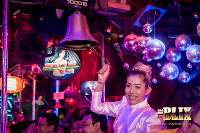 Loy Krathong 2018 Blix Bar