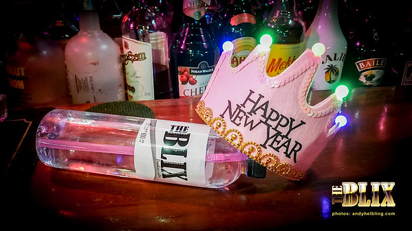 The Blix new year Party 2018 - 2019