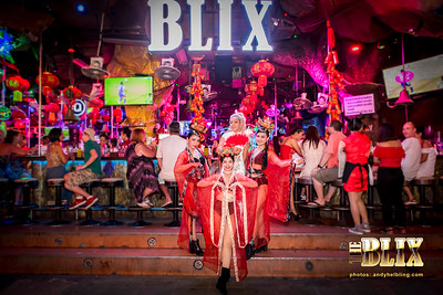 The Blix chinese new year 2019