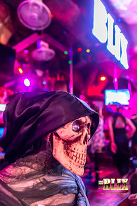 The Blix Halloween Party 2019