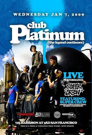 Club Platinum @ City Nights - 01.07.09