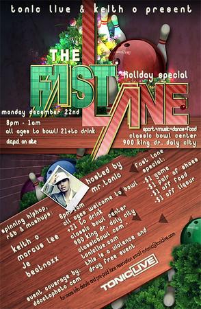Fast Lanes @ Classic - 12.22.08