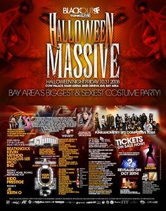 Halloween MASSIVE @ Cow Palace - 10.31.08