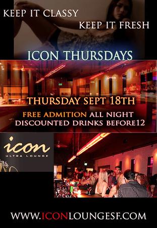 Icon Thursdays @ Icon --- 9/18/08 [21 ]
