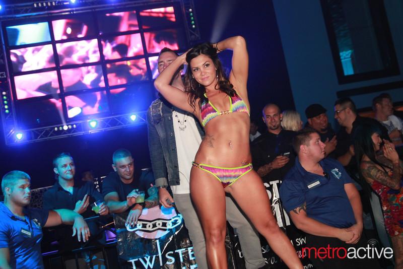 @ Twisted Candi Bikini Fashion Show.  Images by: C.J.