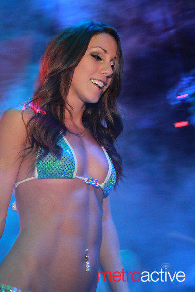 Twisted Candi Bikini Fashion Show