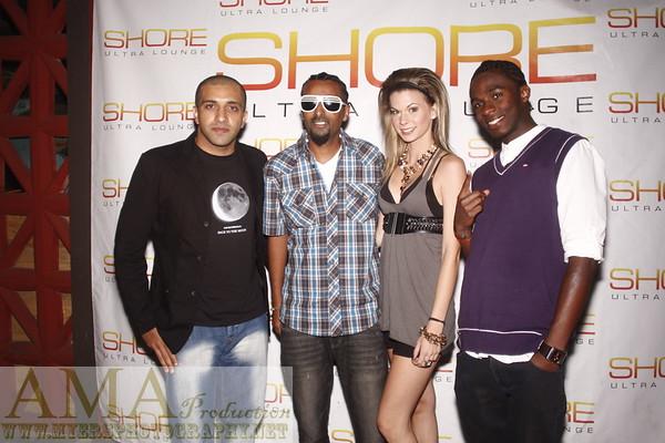 Shoreline Ultra Lounge   6/11/10