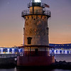 Tarrytown Light, also known as Kingsland Point Light and Sleepy Hollow Light,