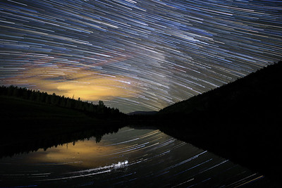 Green Lake Star Trail 2020