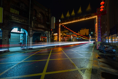 Hsinchu Light Trails 3