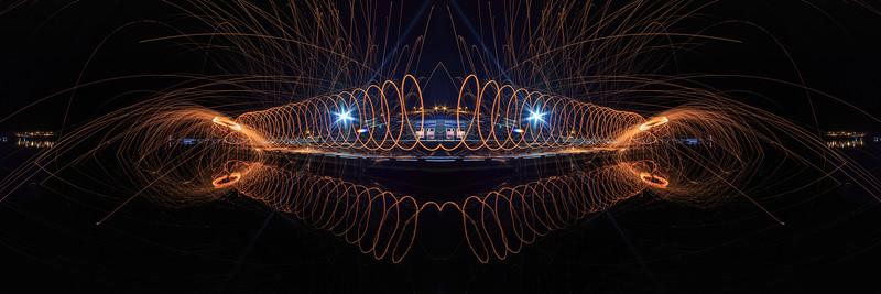 Skaha Spin Mirrored II