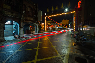 Hsinchu Light Trails 2