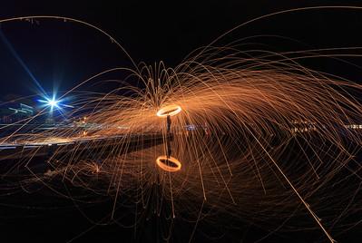 Skaha Overhead Spin