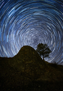 McClean Creek Startrail
