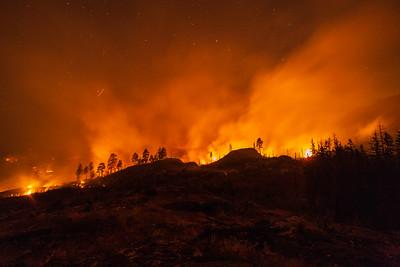Glenfir Fire 2018