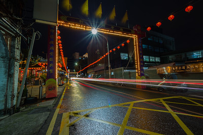 Hsinchu Light Trails 4