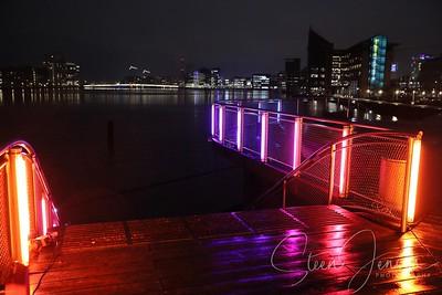Night Photo; Copenhagen Light Festival 2018