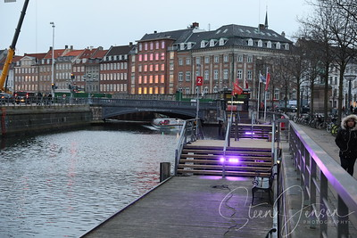 Night Photo; Copenhagen Light Festival 2018