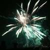 Night Photo; Fireworks; Fyrværkeri;